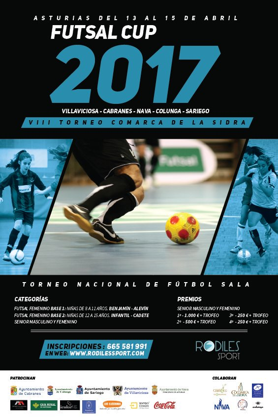 Torneo Futsal 2017