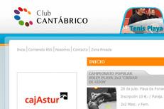 Club Cantábrico Voley y Tenis playa