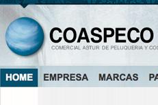 Logo Comercial Astur de peluquería y cosméticos