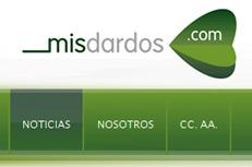 Logo de Misdardos.com