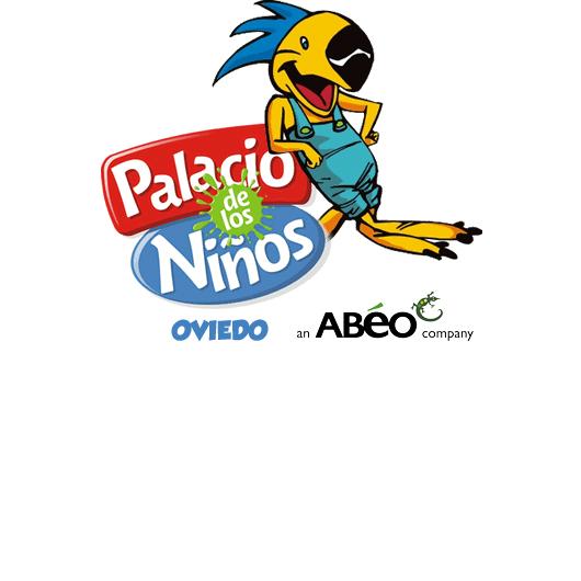 Logo del Palacio de los niños en Oviedo
