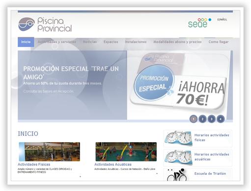 SEAE Piscina Provincial