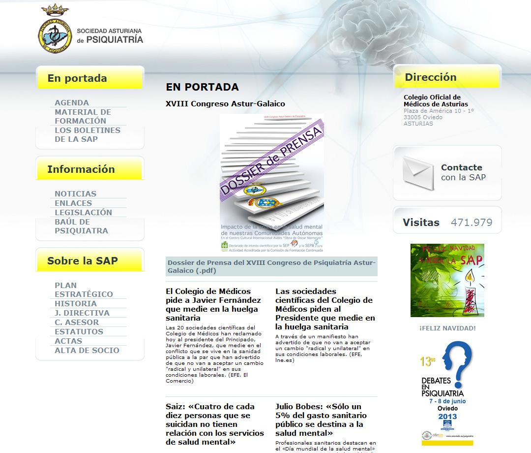 Sociedad Asturiana de Psiquiatría