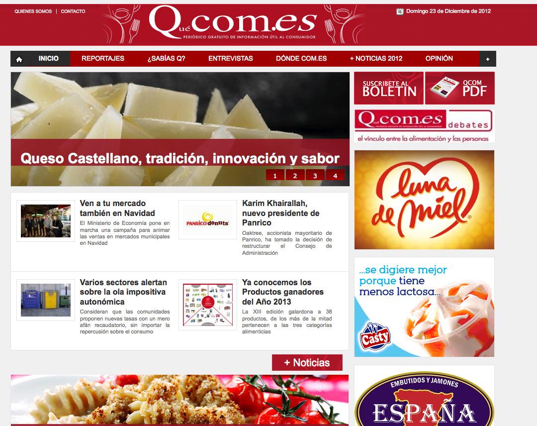 cms web Qcomes