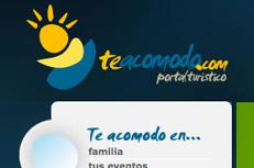 teacomodo.com web accesible gestion de contenidos web