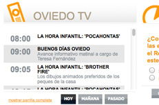 Logotipo de Oviedo TV