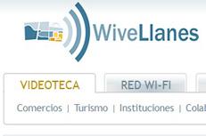 Wive Llanes web accesible gestor contenidos