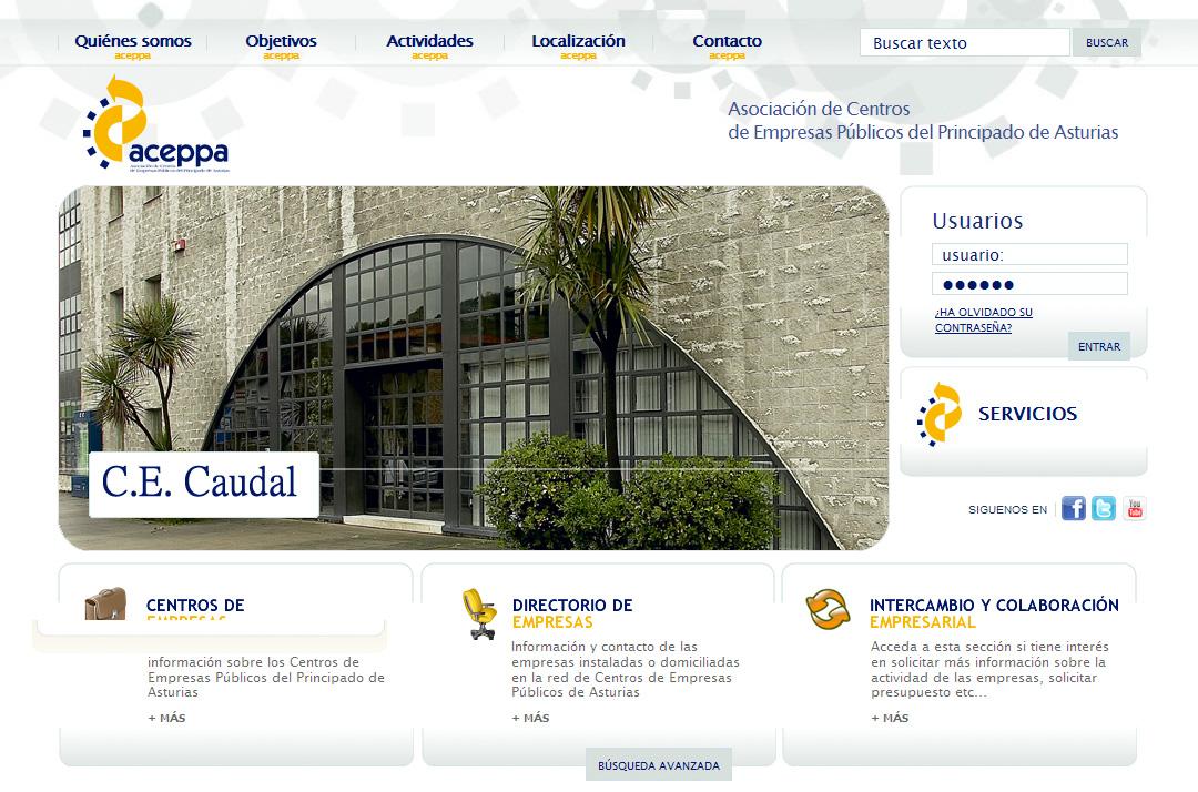 Asocicación de centros de empresa públicos del Principado de Asturias