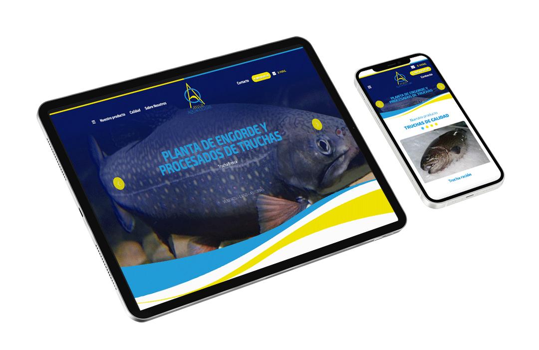 web astur aquaculture