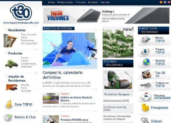 Web de Top30