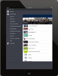 App móvil colegio Santa María del Naranco