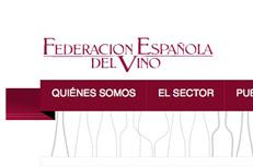 Logo de la Federación Española del Vino