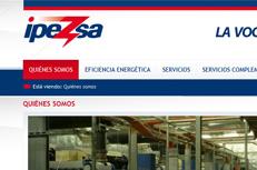 Logo de Instalaciones y proyectos eléctricos Zapico - IPEZSA