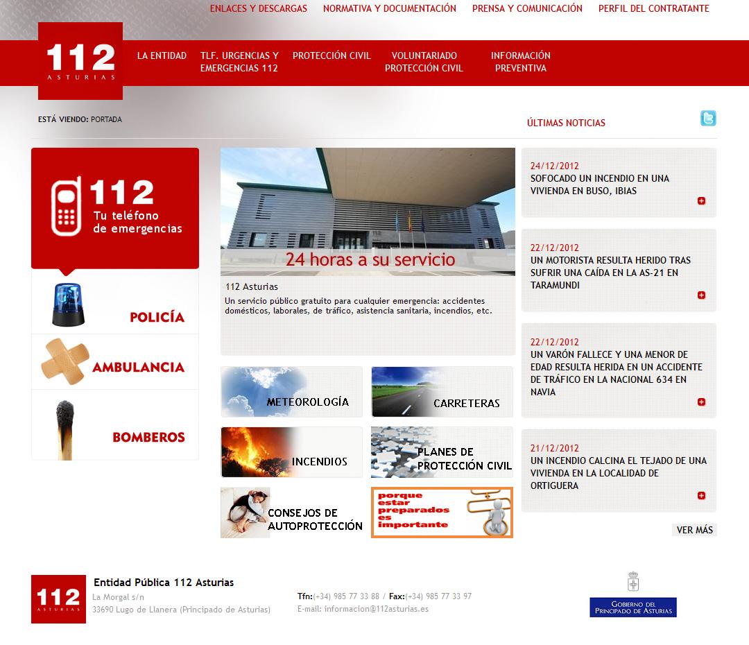 112 Asturias