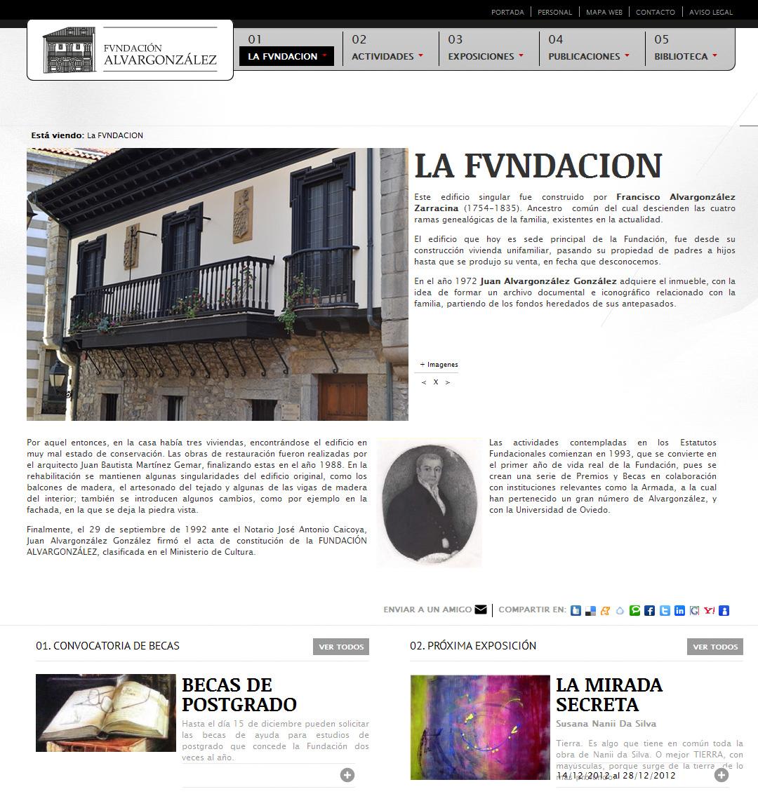 Fundación Alvargonzález