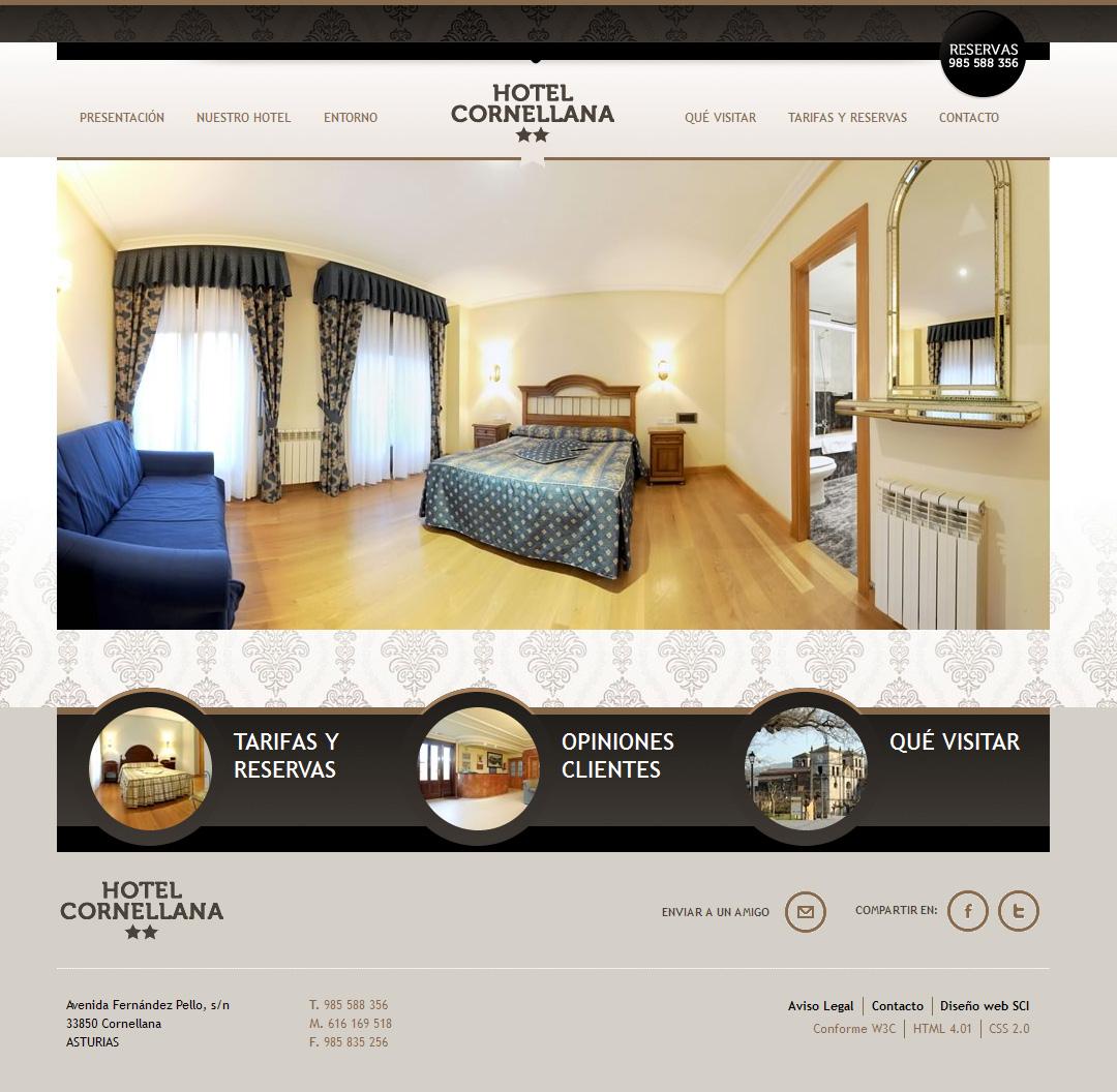 Hotel Cornellana