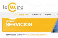 logo lecwire