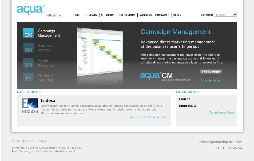 Aquaintelligence