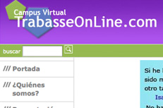 campus virtual trabasse online; liceo lms e-learning